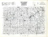 Map Image 025, Fillmore County 1963